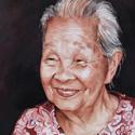 Nanay's Portrait