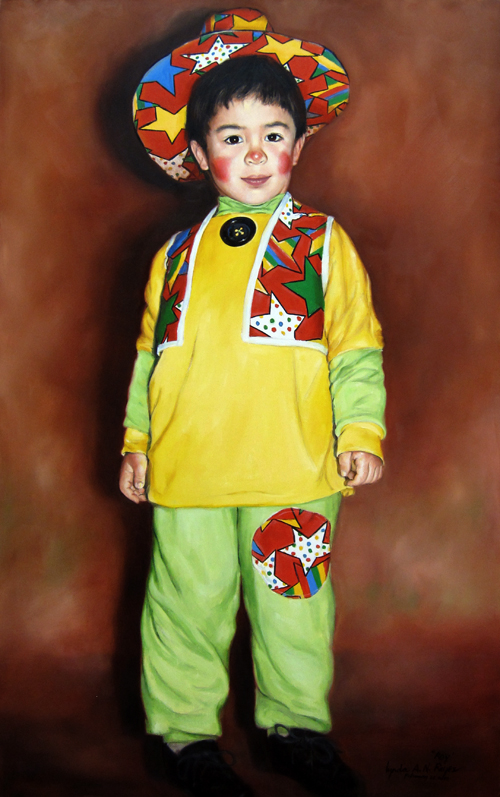 The Cutest Clown