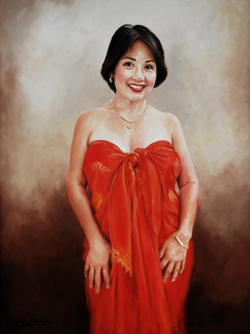 Woman at 60